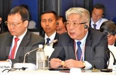 Việt Nam, Hàn Quốc và Canada triển khai tiếp xúc song phương