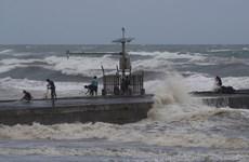 Philippines nâng mức siêu bão Mangkhut ngang với bão Haiyan