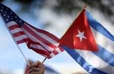 Chủ tịch Cuba tiếp Chủ tịch Ủy ban Đối ngoại Thượng viện Mỹ