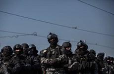 Séc diễn tập chống khủng bố nhằm vào nhà máy hạt nhân