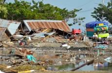 [Video] Indonesia nỗ lực tiếp cận các khu vực bị thiên tai