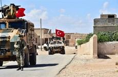 Thổ Nhĩ Kỳ tăng giám sát ở Syria để chống các nhóm cực đoan