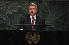 Tổng thống  Gjorge Ivanov: EU đã đối xử không công bằng với Macedonia