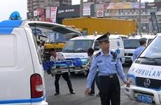Trung Quốc: Gần 20 người thương vong trong vụ tấn công bằng dao