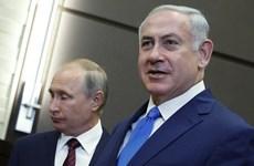 Lãnh đạo Israel, Nga chuẩn bị gặp nhau để bàn về Syria