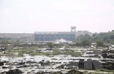 Đóng đập xả lũ Thủy điện Trị An nhằm hạn chế ngập úng sông Đồng Nai