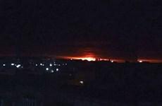 Nổ kho vũ khí tại Ukraine, sơ tán khẩn cấp hàng nghìn người