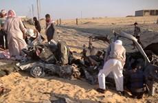 Ai Cập tiêu diệt 10 phần tử khủng bố ở sa mạc vùng Bắc Sinai
