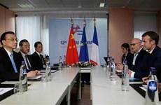 ASEM 12: Trung Quốc kêu gọi Á-Âu thúc đẩy kết nối và xây dựng kinh tế