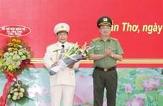 Đại tá Nguyễn Văn Thuận làm Giám đốc Công an thành phố Cần Thơ