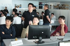 Việt Nam-Nhật Bản tranh tài trong cuộc thi lập trình trí tuệ nhân tạọ