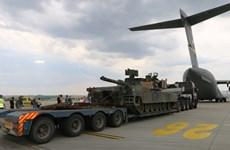 Chuyên gia: Mỹ củng cố kho vũ khí ở châu Âu nhằm đề phòng Nga