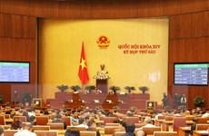 Kỳ họp thứ 6, Quốc hội khóa XIV: Tăng cường phòng ngừa tội phạm
