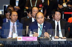 Thủ tướng Nguyễn Xuân Phúc dự Hội nghị Cấp cao ASEAN+3 lần thứ 21
