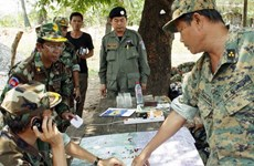 Campuchia không cho phép nước ngoài lập căn cứ quân sự trên lãnh thổ