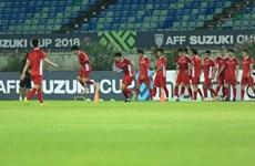 AFF Suzuki Cup 2018: Đội tuyển Việt Nam ngại mặt sân Thuwunna
