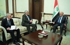 Nga tăng cường hợp tác với Iraq trên lĩnh vực năng lượng và quân sự