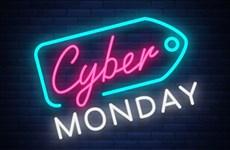 Mỹ: Ngày mua sắm trực tuyến Cyber Monday dự kiến phá kỷ lục doanh thu
