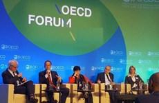 Diễn đàn toàn cầu OECD lần thứ 6 khai mạc tại Hàn Quốc