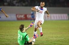 """Stephan Schrock - """"Ngòi nổ"""" đáng gờm của đội tuyển Philippines"""