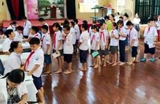 Hà Nội phát triển y tế học đường, nâng cao thể chất học sinh