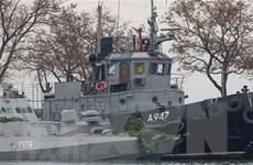 Nga tăng cường số lượng tàu hiện diện ở Eo biển Kerch