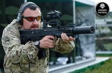 """Đặc nhiệm Nga được trang bị """"siêu súng"""" có thể bắn xuyên giáp"""