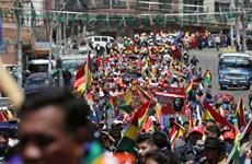 Bolivia phản đối Mỹ can thiệp công việc nội bộ của nước này