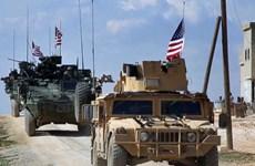 Nga hoan nghênh quyết định của Mỹ rút quân khỏi Syria