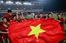 Việt Nam có mặt trong top 100 bảng xếp hạng FIFA tháng 12