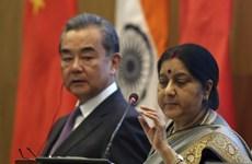 Tăng cường giao lưu và hợp tác giữa Ấn Độ-Trung Quốc