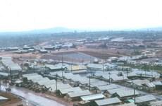 Hàn Quốc báo động nồng độ benzen gần căn cứ Mỹ cao hơn cho phép