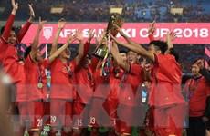 Dấu ấn 2018: Tự hào một năm thành công của bóng đá Việt Nam