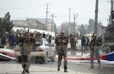 Afghanistan: Tấn công tại khu cơ quan chính phủ gây nhiều thương vong