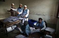 Afghanistan cân nhắc hoãn bầu cử tổng thống vì lý do an ninh