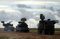 Belarus đưa vào hoạt động khẩu đội tên lửa phòng không mới