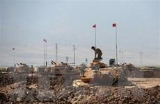 Thổ Nhĩ Kỳ và Iraq thúc đẩy hợp tác chống khủng bố sau mâu thuẫn
