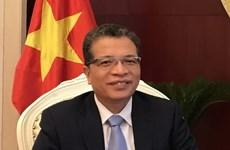 Đại sứ Việt Nam tại Trung Quốc gặp gỡ truyền thông sở tại