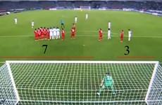 [Video] Bàn thua phút cuối có phải lỗi của thủ môn Đặng Văn Lâm?
