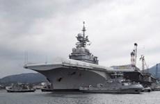 """Đối thoại """"2+2"""" Pháp - Nhật Bản về hợp tác hàng hải"""