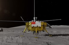 Trung Quốc tuyên bố Hằng Nga 4 hoàn thành sứ mệnh trên Mặt Trăng