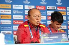 Ông Park Hang-seo đánh giá cao sức mạnh và kinh nghiệm của Iran