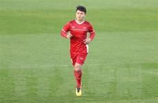 Quang Hải hy vọng Đội tuyển Việt Nam đạt kết quả tốt trước Iran