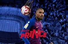 Barcelona khiến cả thị trường sửng sốt khi chiêu mộ Kevin Boateng