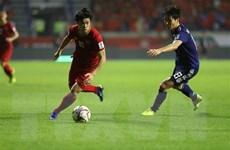 Đội tuyển Việt Nam được đánh giá cao khi thi đấu quả cảm