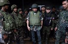 Chính phủ Philippines cam kết xử lý các phần tử khủng bố