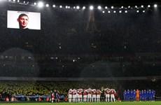 [Video] Arsenal và Cardiff City tưởng niệm tiền đạo Emiliano Sala