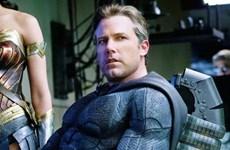 Warner Bros. bỏ Ben Affleck, muốn tìm một Người Dơi mới trẻ hơn