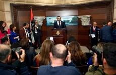 Liban thành lập chính phủ sau 8 tháng trì hoãn kéo dài