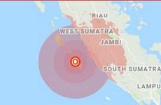 Động đất 6,1 độ tại Indonesia, tạm thời chưa có cảnh báo sóng thần